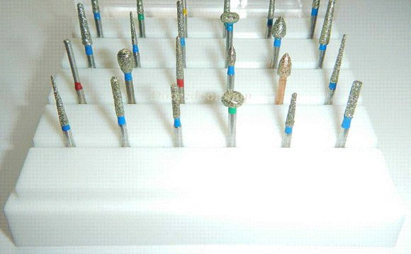 Dental FG1.6 24 PCS Diamond