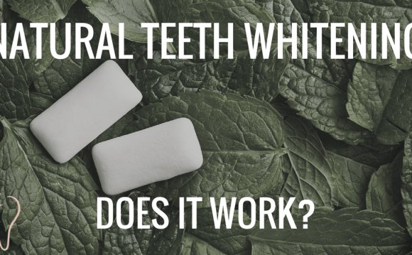 Natural teeth whitening cover