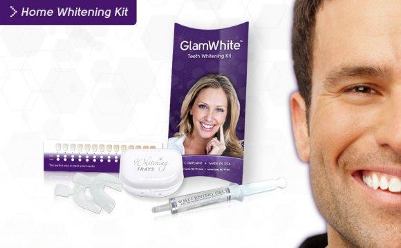 GlamWhite, Home Teeth
