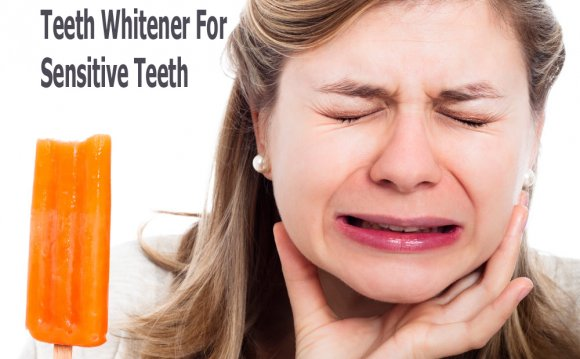Best teeth whitener for