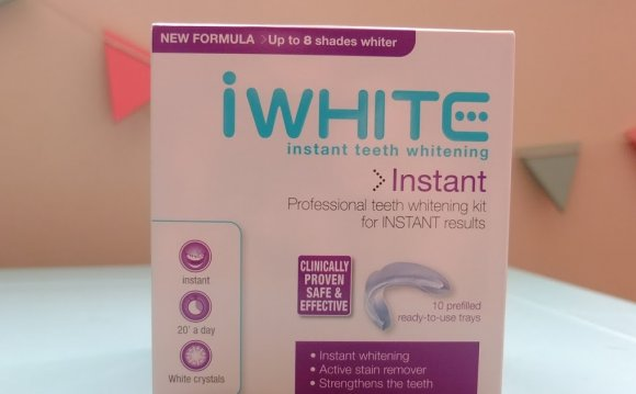 IWhite - Instant At Home Tooth