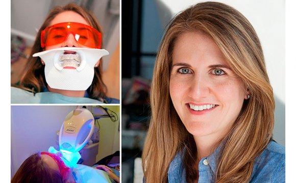 New Teeth-Whitening Technology