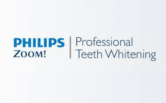 Zoom Teeth Whitening Logo
