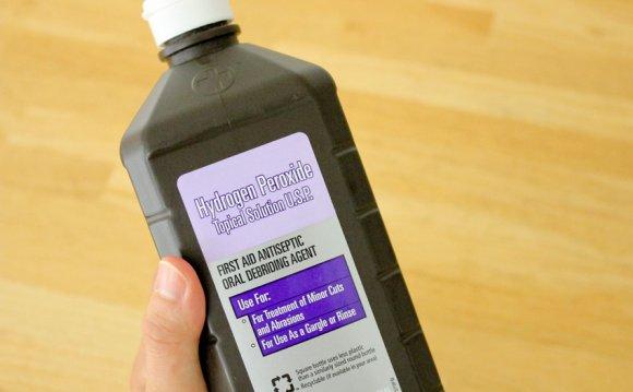 Pin Test: Hydrogen Peroxide