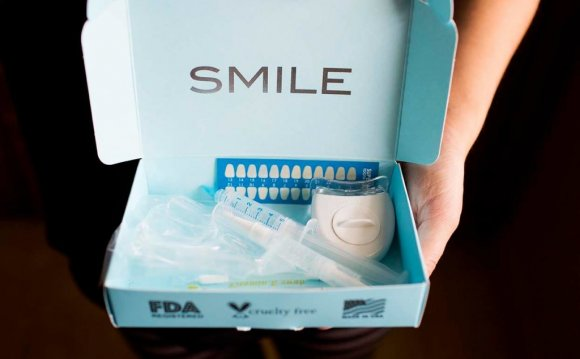 Smile Sciences Teeth Whitening