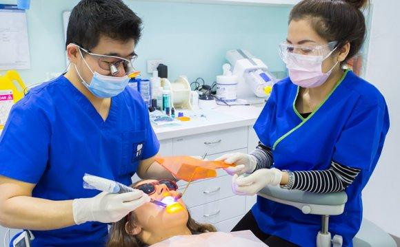 Teeth Whitening - High Dental