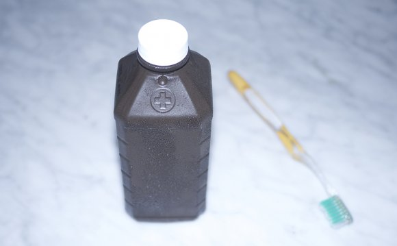 Use Hydrogen Peroxide for
