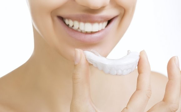 What is in Teeth Whitening
