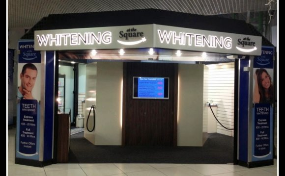 Whitening at the Square