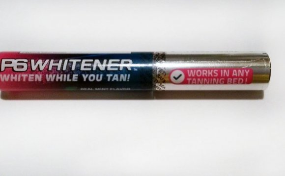 UV Teeth whitening gel