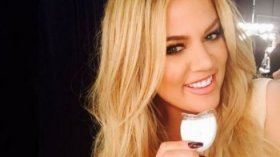 Khloe Kardashian has become an influential endorser of teeth-whitening products.