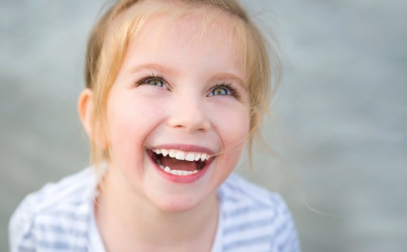 Natural teeth whitening for kids