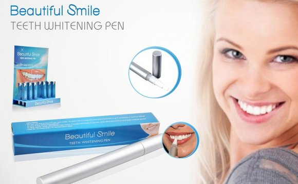 Professional Teeth Whitening Pen