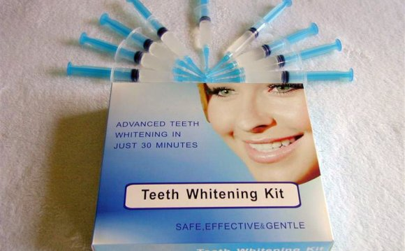 Teeth whitening gel Reviews UK