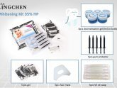 Dental teeth whitening products