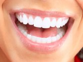 Homemade teeth whitening strips