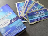 Teeth whitening strips Crest Review